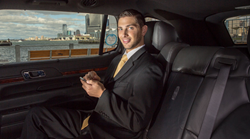 Limo Anywhere Passenger Mobile App
