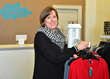 With the guidance of ECC's Small Business Center, in 2013 Ginger Crisp opened Ginger's, a women's boutique in Tarboro.