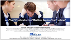 Are your problem solving sessions giving you problems