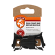 repair buckle, replacement buckle, snap bar repair buckle, gear aid