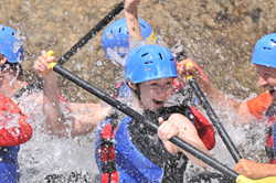 Whitewater River Rafting Trips.
