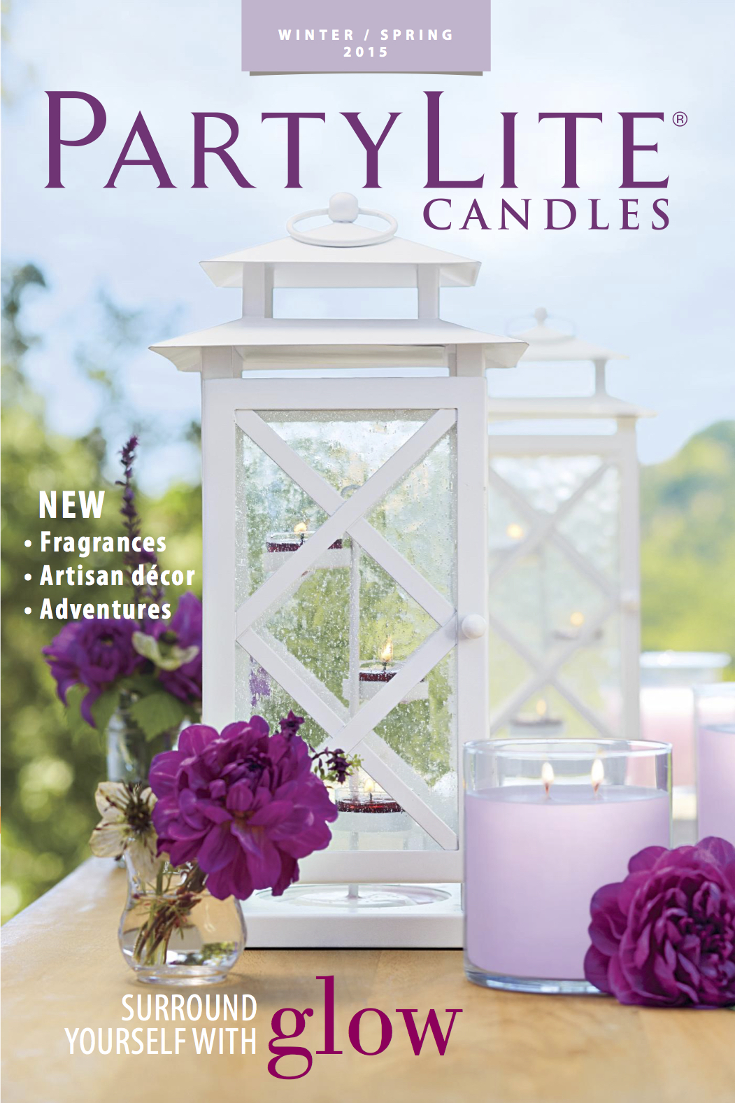 Partylite Offers More Of What Everyone Loves In Fragrance