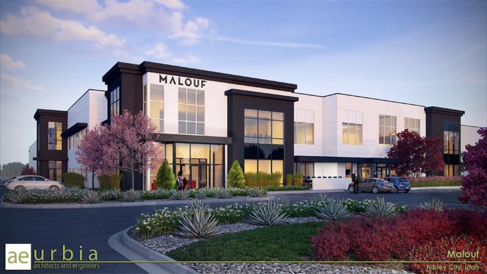 Malouf Breaks Ground On New Headquarters