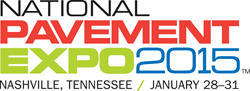 National Pavement Expo logo
