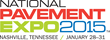 National Pavement Expo On-Target for Biggest Show Ever January 28-31...