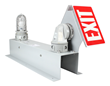 Explosion Proof Bug Eyes Emergency Lighting System