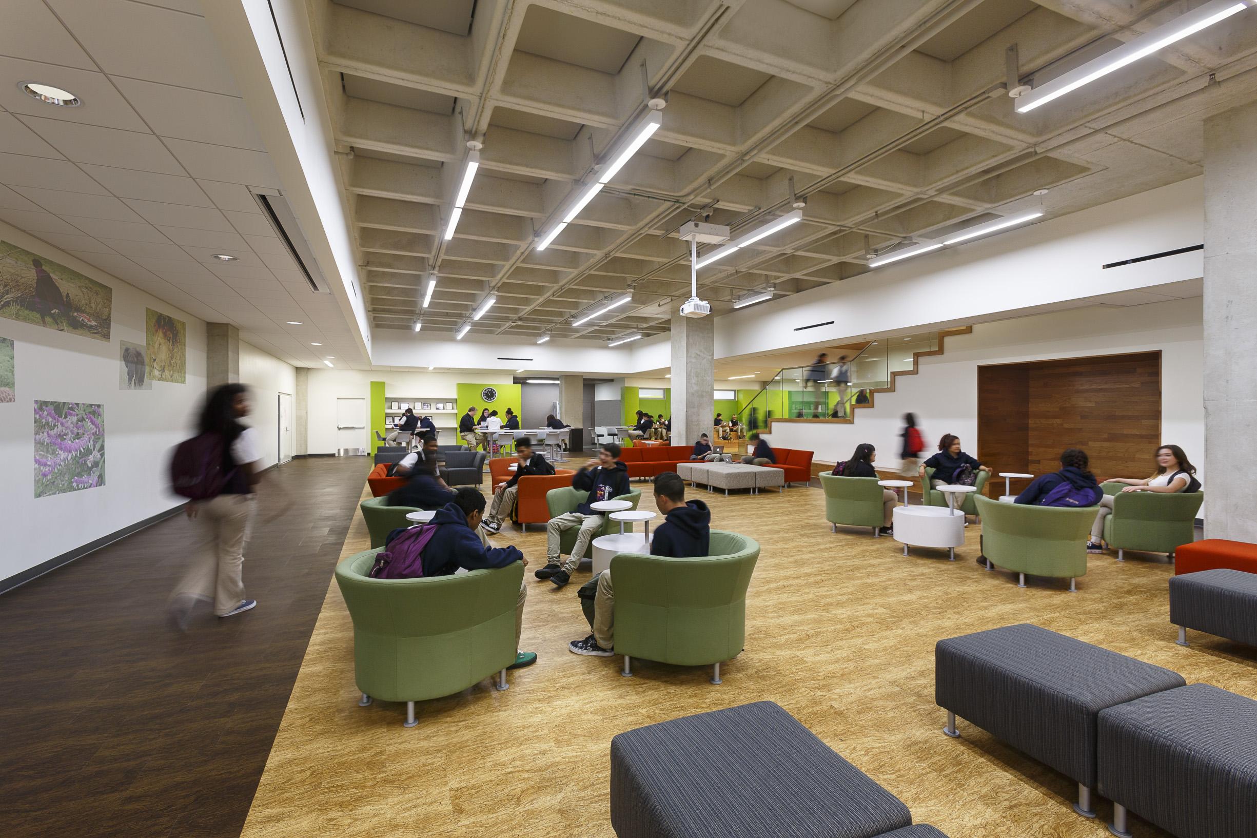 Lpa Inc Receives Honor For Cutting Edge K 12 School Design