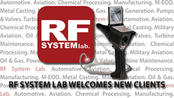 RF System Lab Welcomes New Customers