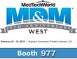 MDM WEST -Booth 977