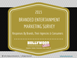Survey Confirms Entertainment Marketing Increases Consumer Sales