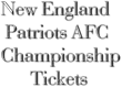 Patriots AFC Championship Tickets: Ticket Down Slashes Ticket Prices...