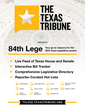 Texas Tribune Rolls Out New Lege Page