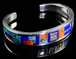 Sorrel Sky Gallery Features Navajo Jewelry Artist, Ray Tracey