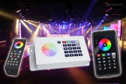 DMX Boss Wi-Fi Controller and Remote Control