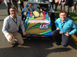 US Ethanol Race Car Sponsored by Hydro Dynamics Featured on PBS Show
