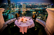 Valentine's Day Opulence Taken to New Heights in Bangkok at Tower Club...