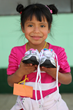Buckner Shoes for Orphan Souls® delivers 3 millionth pair of shoes to Guatemalan child