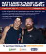 Former New England Patriot Matt Light Announces 3rd AFC Championship Raffle for The Light Foundation