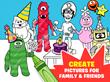 Yo Gabba Gabba!, Kids Apps, Apps for Kids, Best Kids Apps