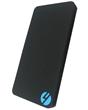 Black T1 Ultra-Slim Bluetooth Speaker