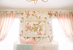 Floral Trend in the Nursery for 2015