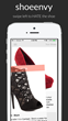shoeenvy app swipe right to hate the shoe
