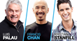 Luis Palau, Francis Chan, and Kristian Stanfill to Partner for Four...