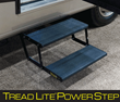 Lippert Components, Inc. (LCI®) introduces its new Tread Lite® Power Step, which combines a sleek, stylish design with durability, safety and more.