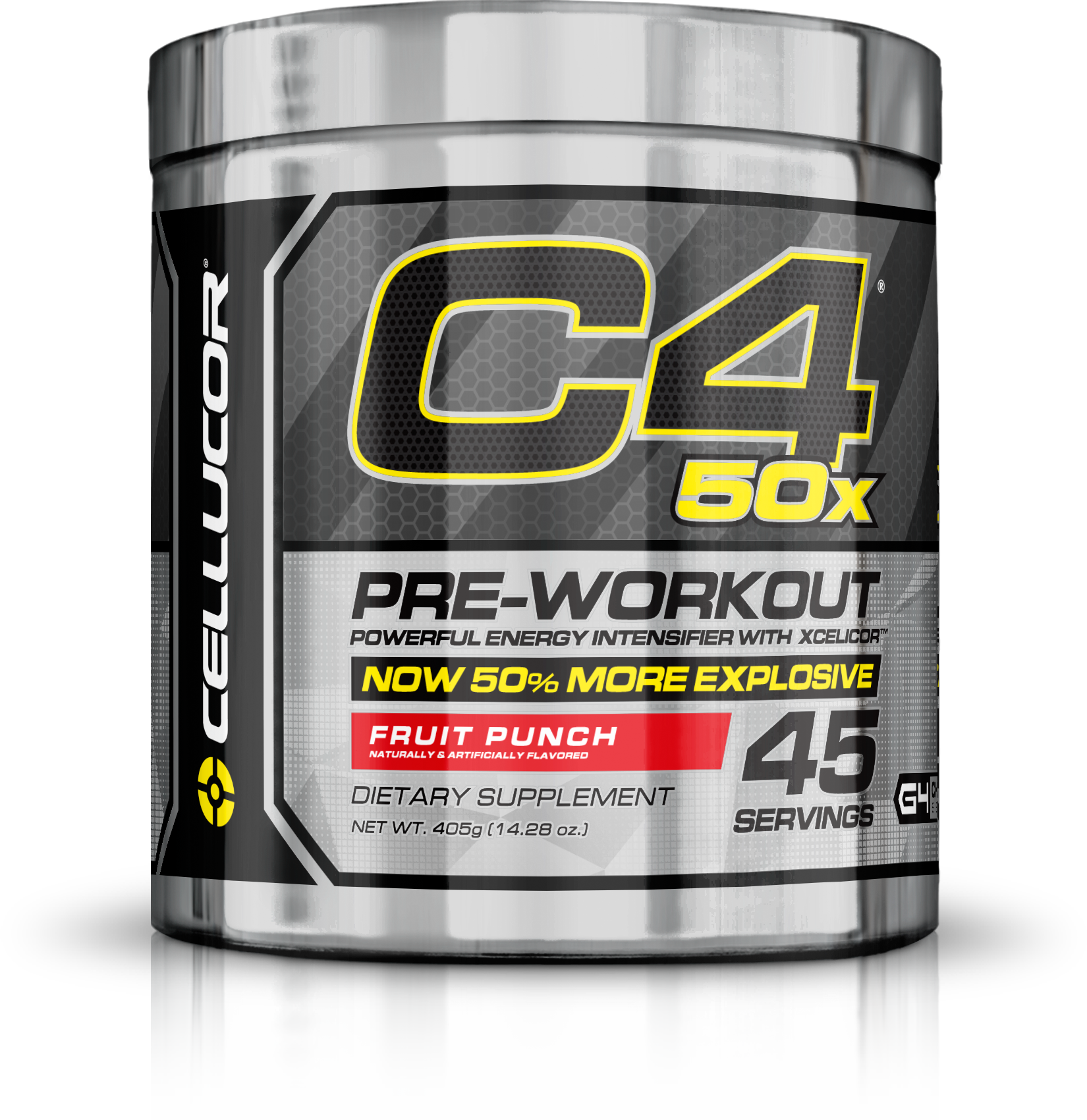 Cellucor, Innovator Behind the Pre-Workout Supplement, C4, Releases C4 50X as a Stronger ...