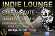 The Indie Lounge during the Sundance Film Festival 2015