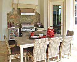 outdoor kitchen article benefits