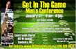 Dynamic Speaker Chris Swanson to Deliver Keynote Address at 'Get in the Game Men's Conference' January 31, 2015