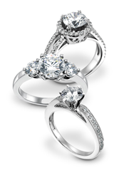 Engagement Rings with Lab Grown Diamonds