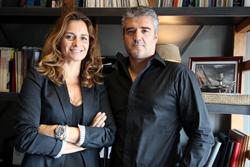 Debora Escoda and Pere Barcons