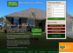 Rausch Coleman New Website
