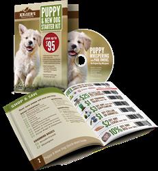 Puppy & New Dog Starter Kit