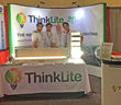 ThinkLite Brings 'Brightest Trade Show Booth Ever' to Athletic Business Conference.