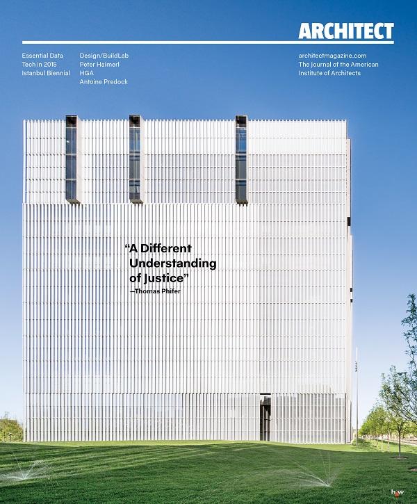 Hanley Wood Launches Redesigned Architect Magazine