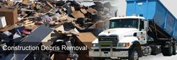 Dumpsters, hauling, debris, construction, refuse, recycling, Jacksonville, Florida