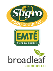 Sligro, EMTÉ, and Broadleaf Commerce