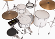 Yamaha DTX502 Hybrid Packs Combine Acoustic and Electronic Components...