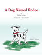 """Corina Gomes' first book """"A Dog Named Rodeo"""" is a lovingly crafted and gorgeously illustrated trek into an exciting new world of imagination."""