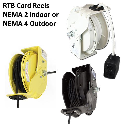 Retractable Extension Cord Reel >> KH Industries expands ReelTuff Cord Reel product line to ...