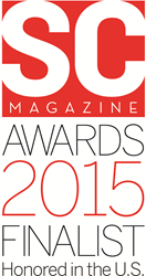 SC Magazine Excellence Finalist Award Logo