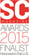 Cryptzone's AppGate Named SC Magazine 2015 Excellence Award Finalist