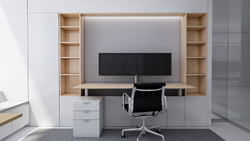 Tailored Private Office Furniture