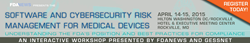 Software and Cybersecurity Risk Management for Medical Devices