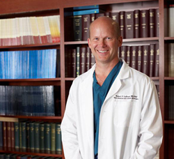 Complex Knee and Sports Medicine Specialist Robert LaPrade, MD, PhD.