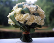 sonata white roses delivery london uk