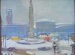Antonio Cirino (1889 – 1983),  Snowy Providence